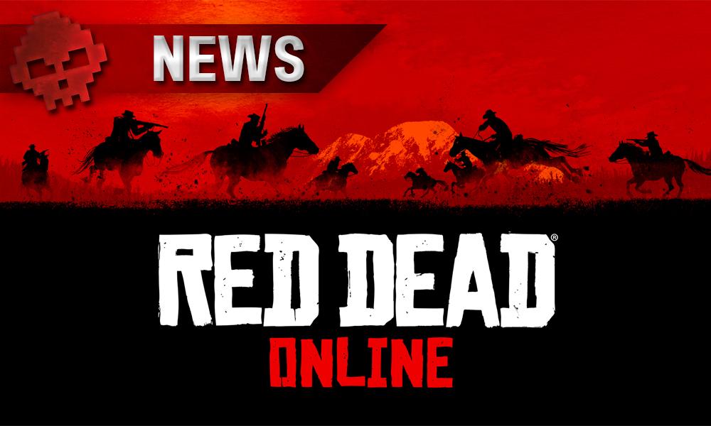 vignette news Red Dead Online