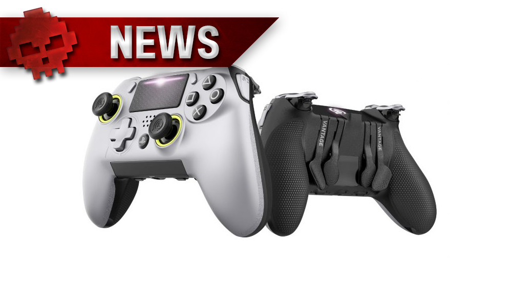 news Manettes Scuf