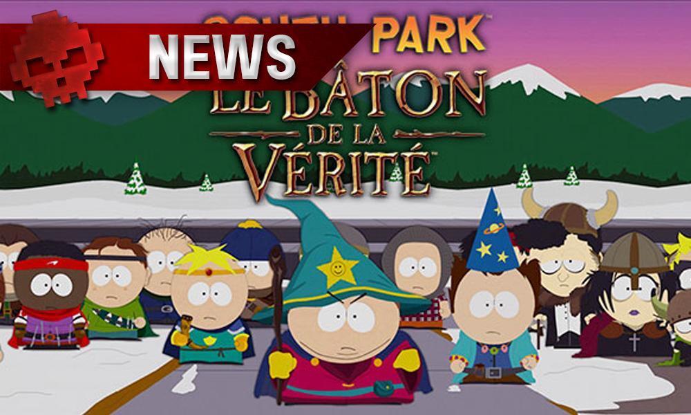 vignette news Sourth Park Bâton de la Vérité Stick of Truth