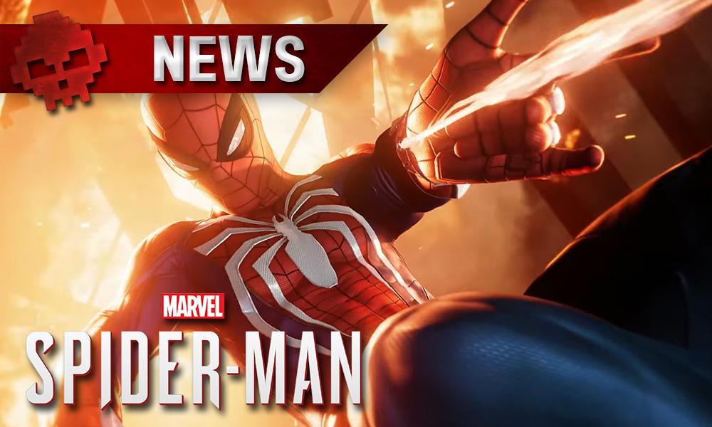 vignette news Spider-Man PS4