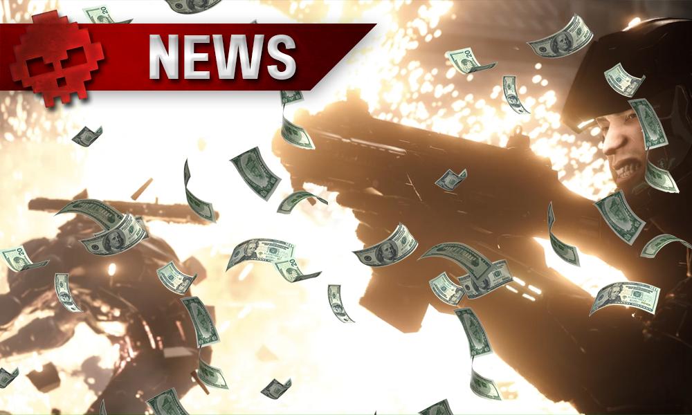 Star Citizen - Le financement dépasse les 141 Millions.