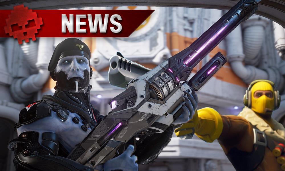 vignette news Unreal Tournament tué par Fortnite