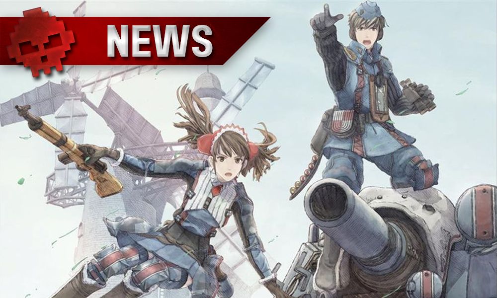 vignette news Valkyria Chronicles
