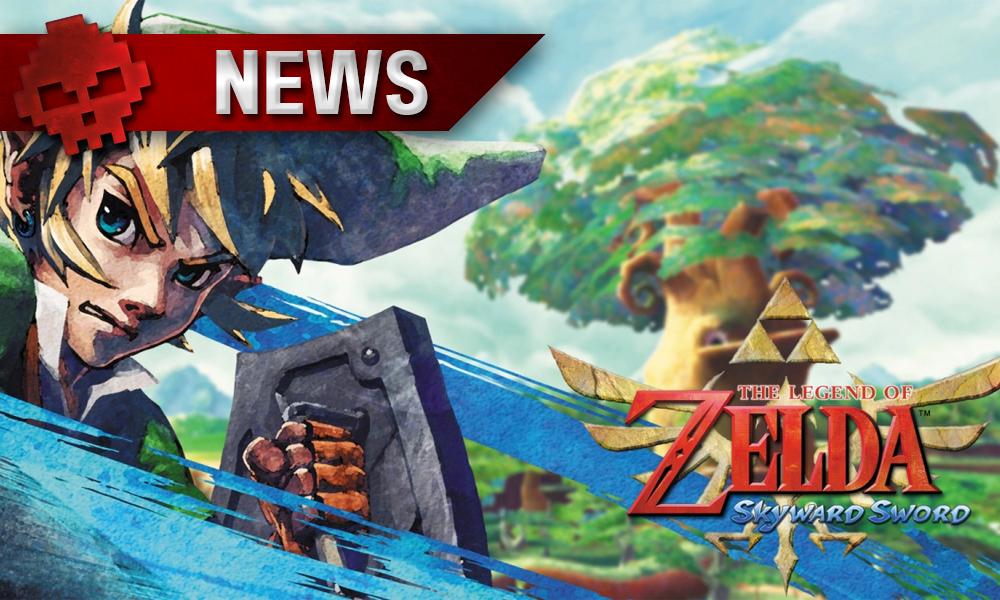 Aonuma se serait un peu emballé sur le portage de Zelda  Skyward Sword sur  Switch 29658f89b2b