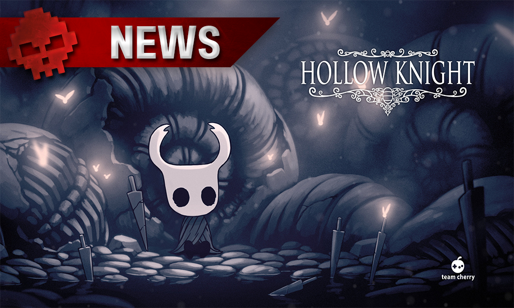 Hollow Knight vignette news