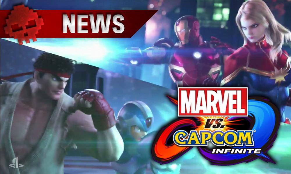 Marvel vs Capcom Infinite annoncé