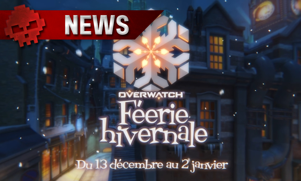 Overwatch lance son événement de Noël (et un mode instagib) — Winter Wonderland