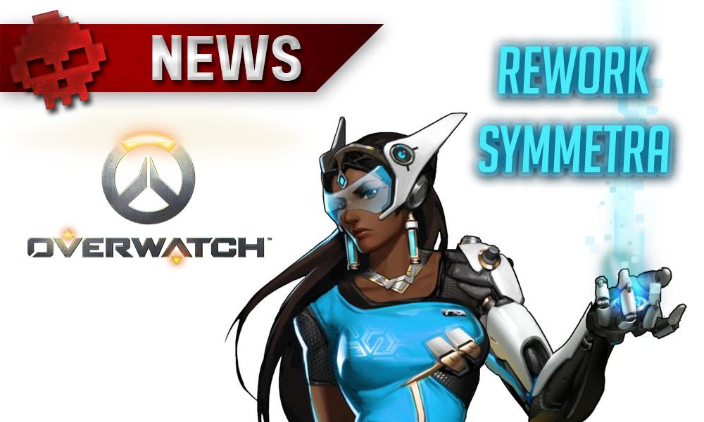 Overwatch -Des précisions sur le rework de Symmetra