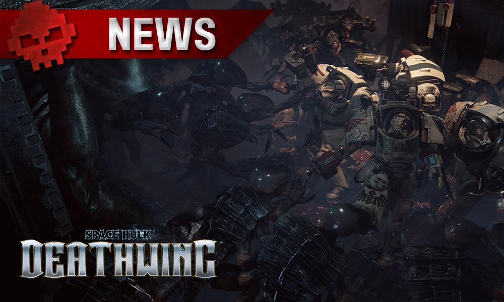 Space Hulk: Deathwing - Date de sortie (légèrement) repoussée