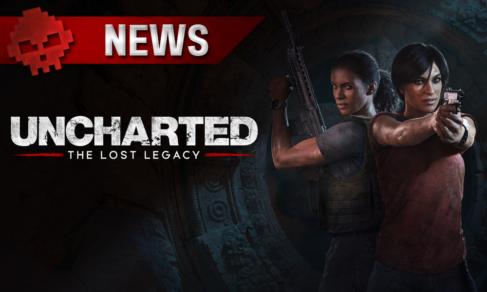 Nouveau trailer pour Uncharted: The Lost Legacy