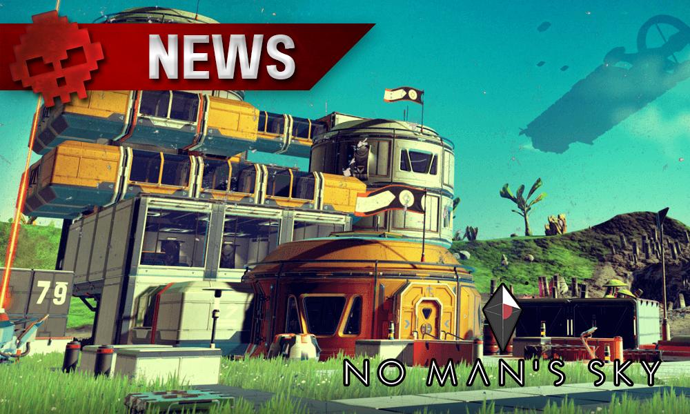 No Man's Sky - Le jeu se met à jour avec la Foundation Update