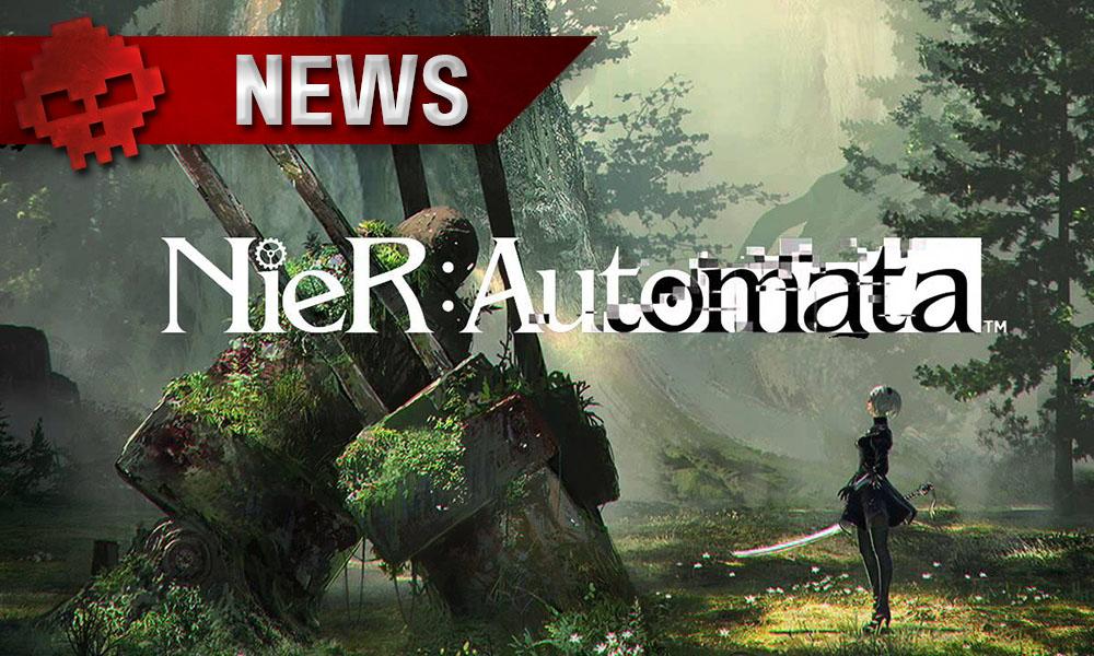 NieR : Automata - Date de sortie, Day One et Black Box Edition annoncées