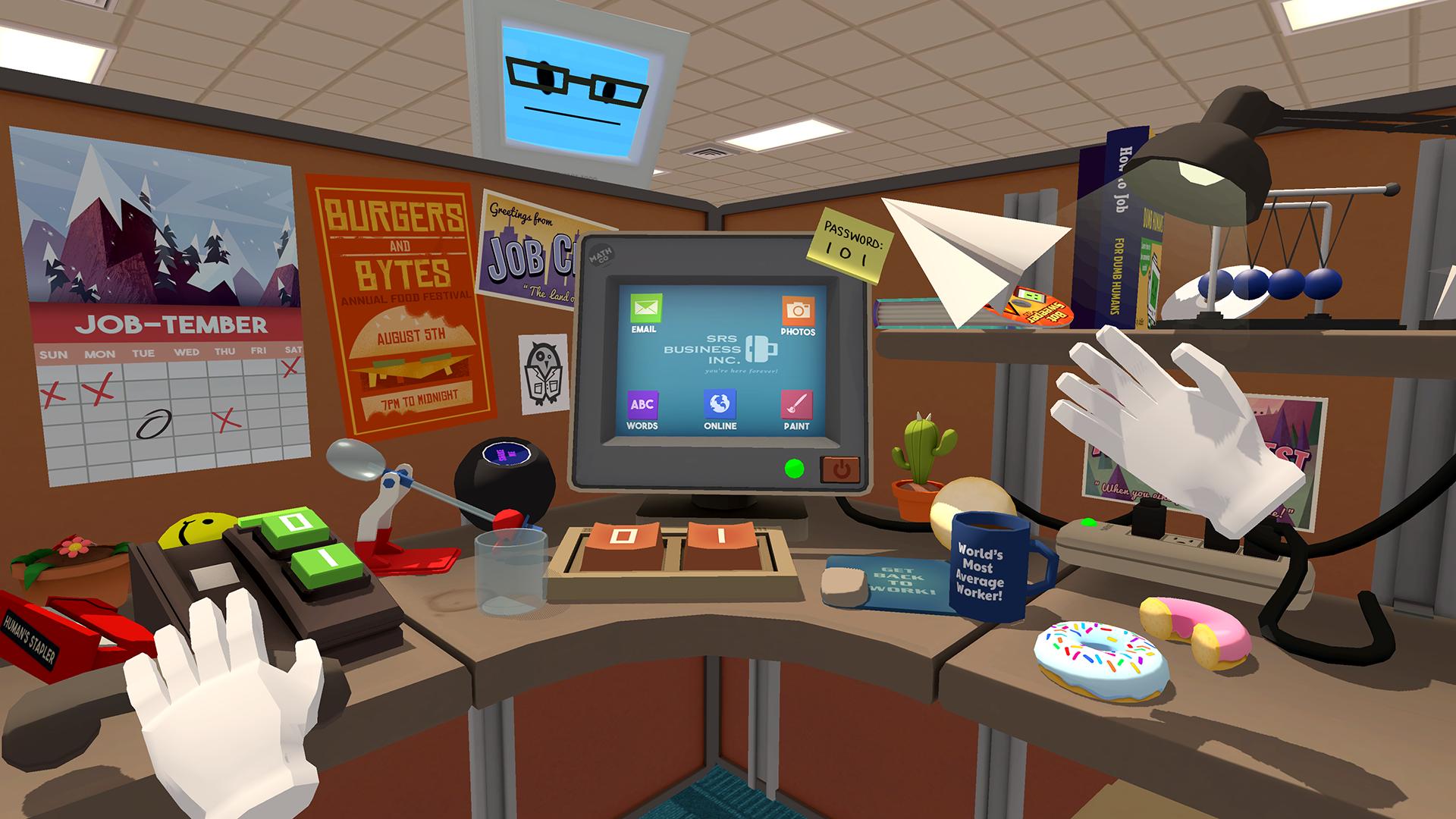 Test Job Simulator