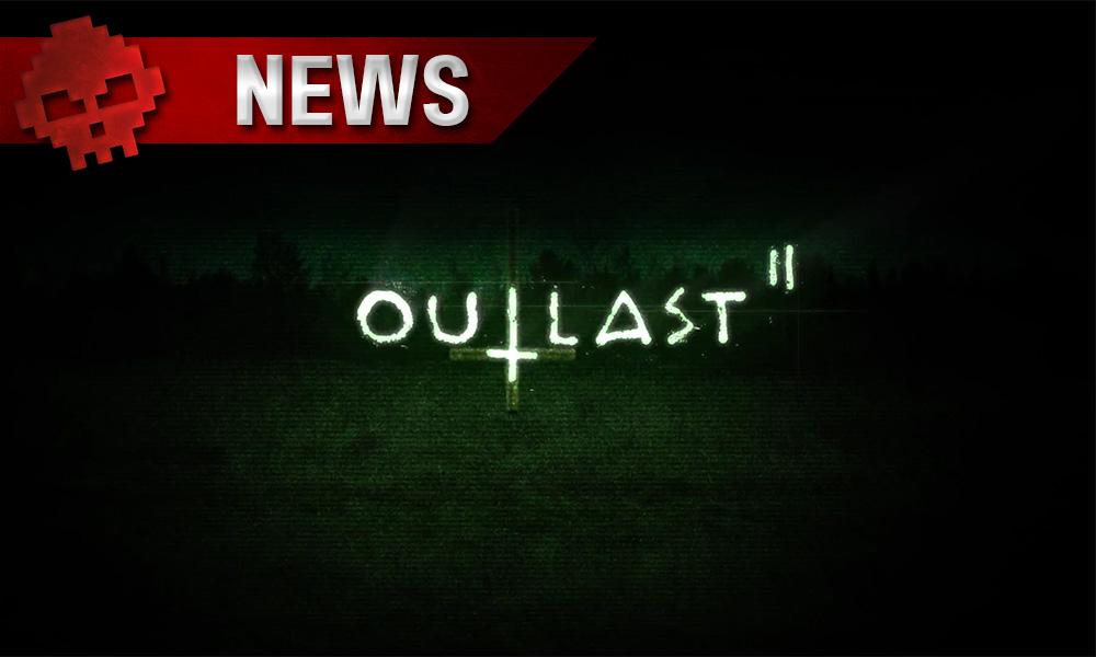 Outlast II - Interdit en Australie pour violence sexuelle implicite Logo