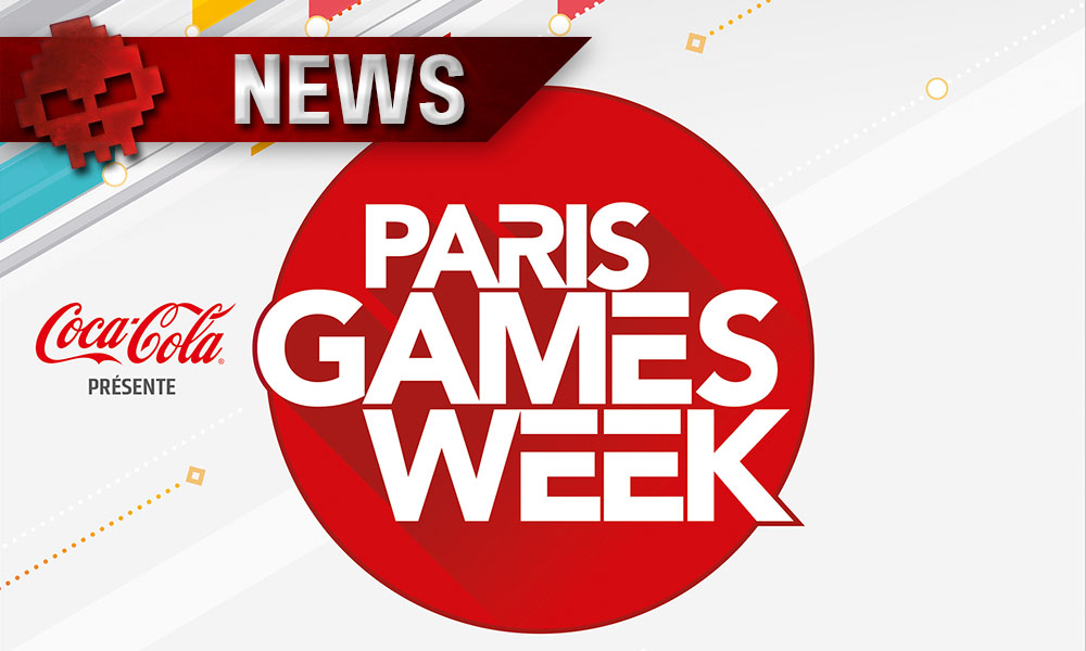 Les dates de l'édition 2017 sont connues — Paris Games Week