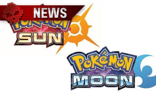 Pokémon Soleil et Lune - Le jeu bat tous les records aux USA