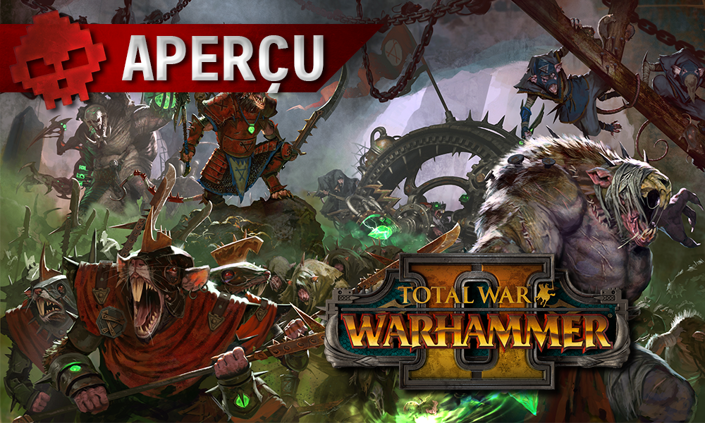 Aperçu Total War: Warhammer 2