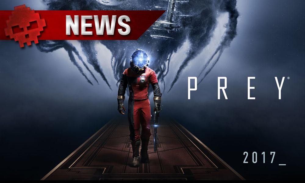 Prey - Arkane Studios nous promet un lancement parfait Personnage en combinaison spatiale
