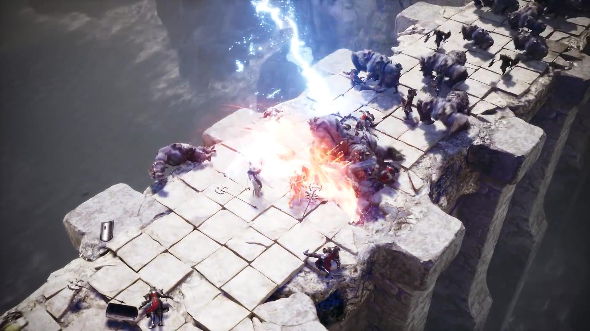 Gameplay du summoner