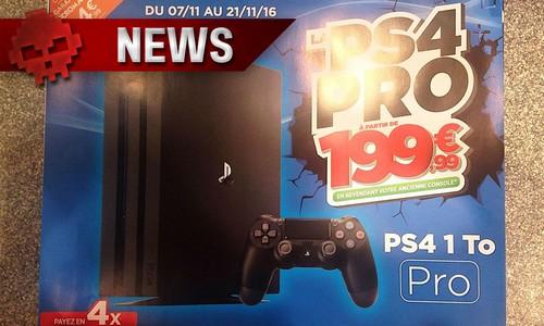 PS4 Pro pour 200€ - War Legend