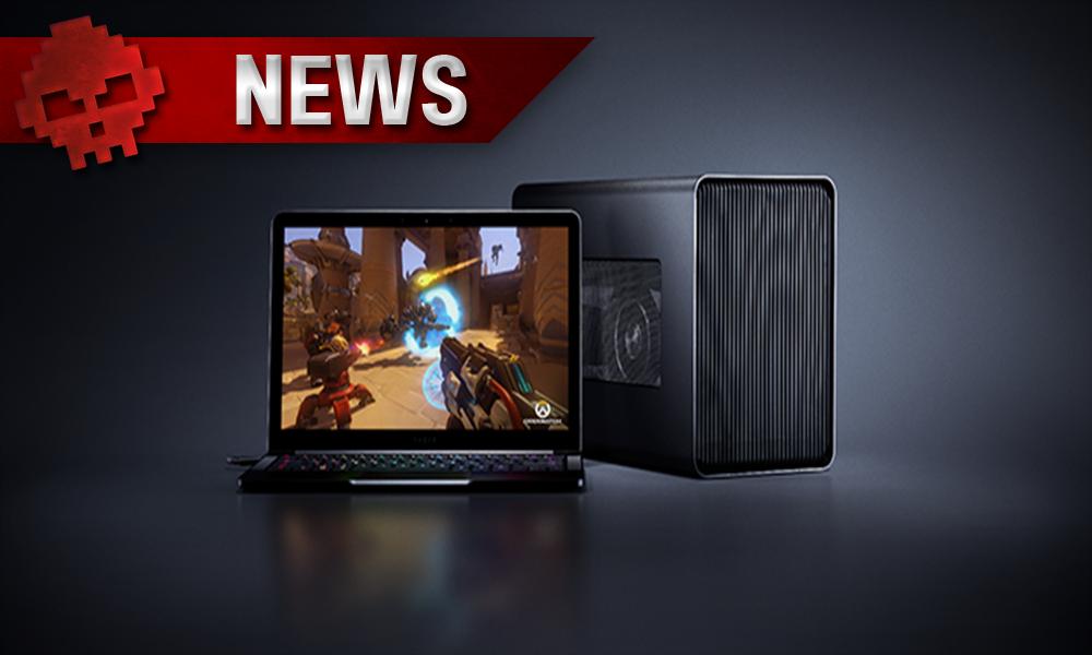 Razer Core X Vignette News