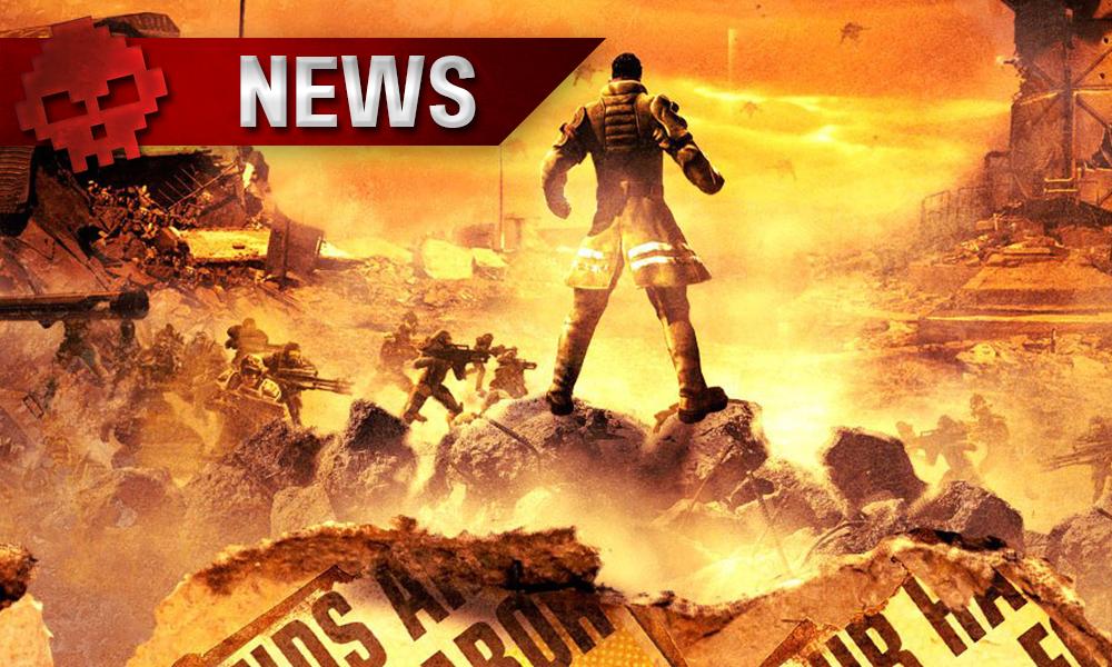 Alec Mason face à la guerre sur Mars