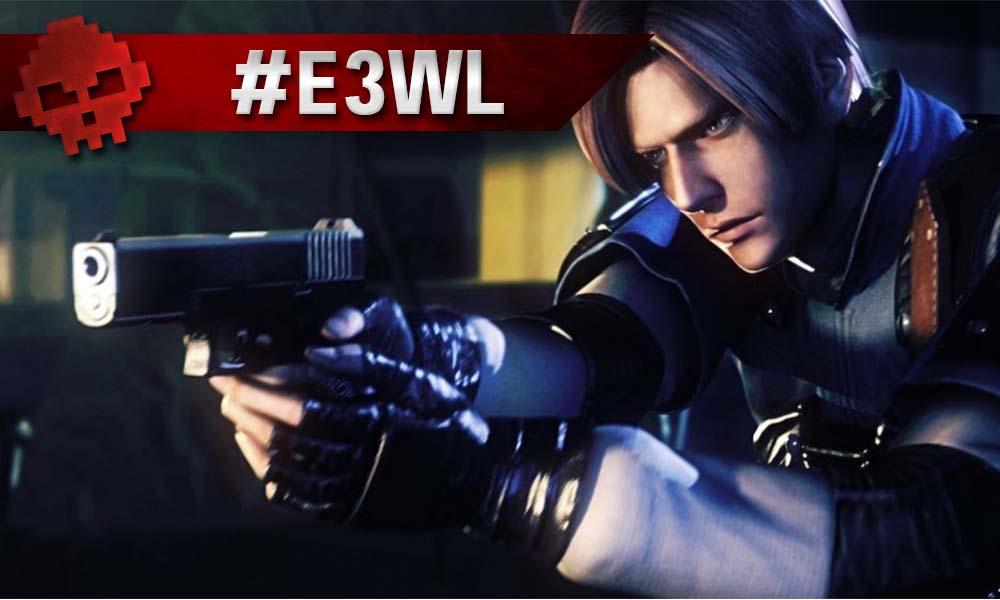 Le protagoniste de Resident Evil 2 prêt à en découdre