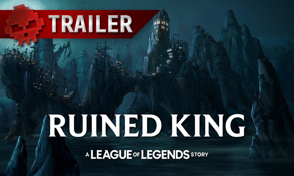vignette ruined king