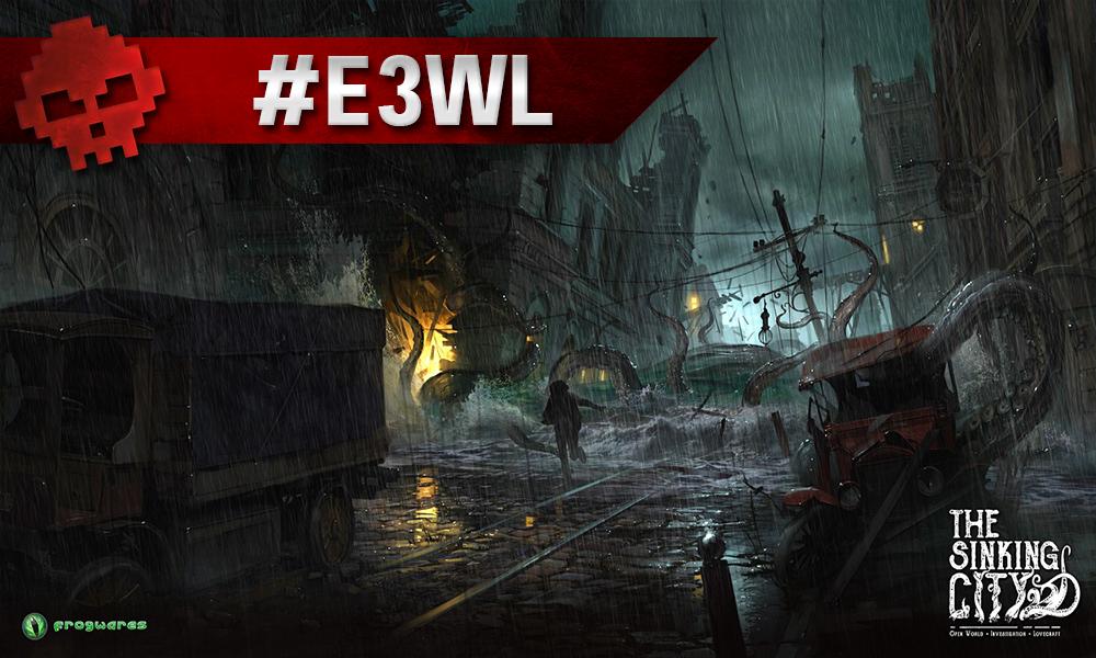 sinking city e3