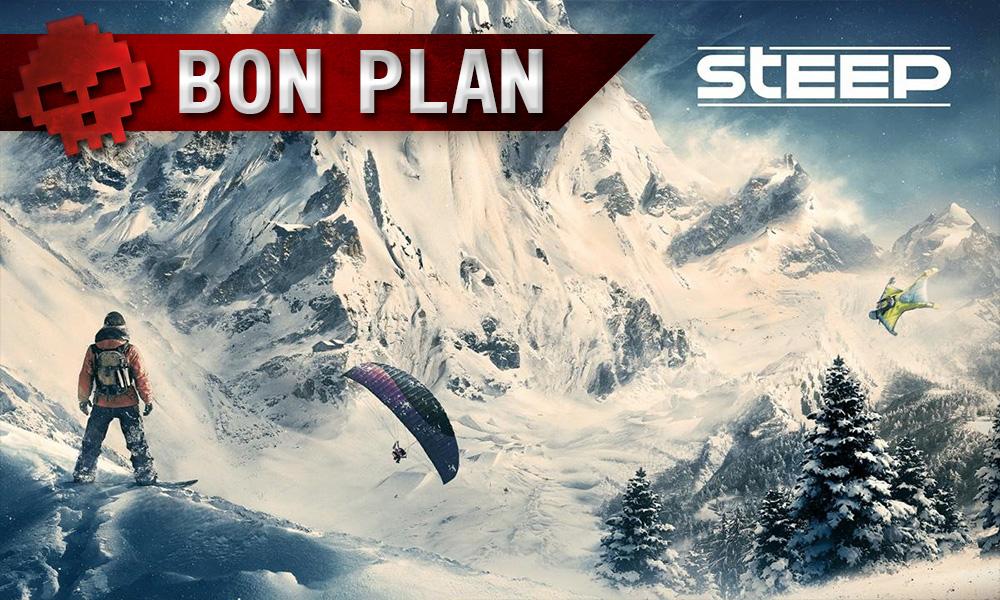 Steep bon plan