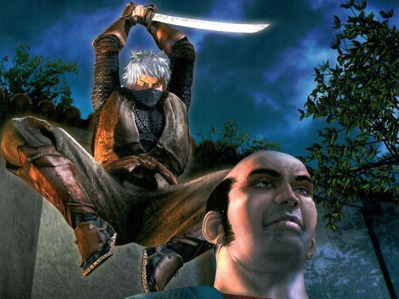 rikimaru saute sur un ennemi par derrière