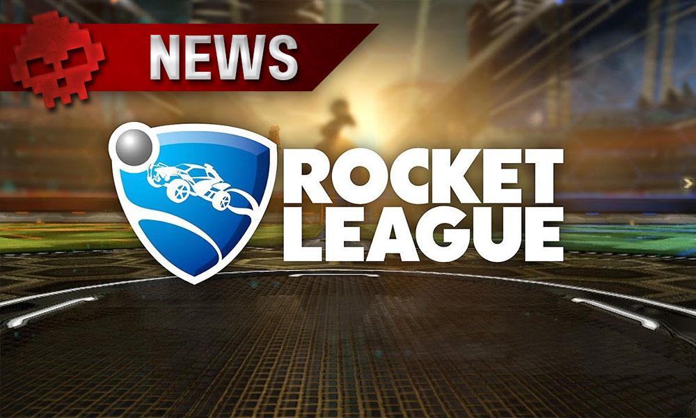 Rocket League - Les mods seront bientôt dans le Steam Workshop