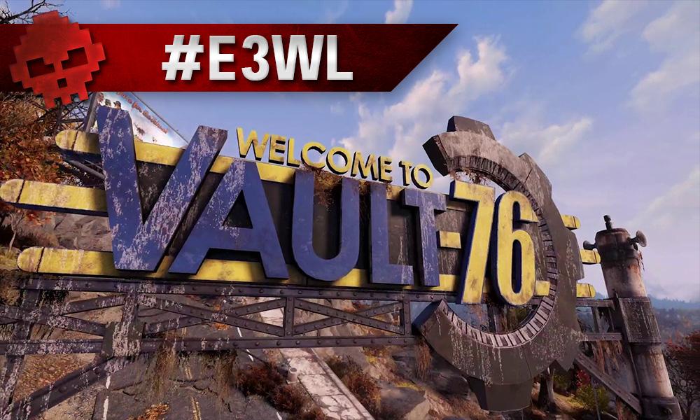 E3 2019 - Les PNJ débarquent cet automne dans Fallout 76