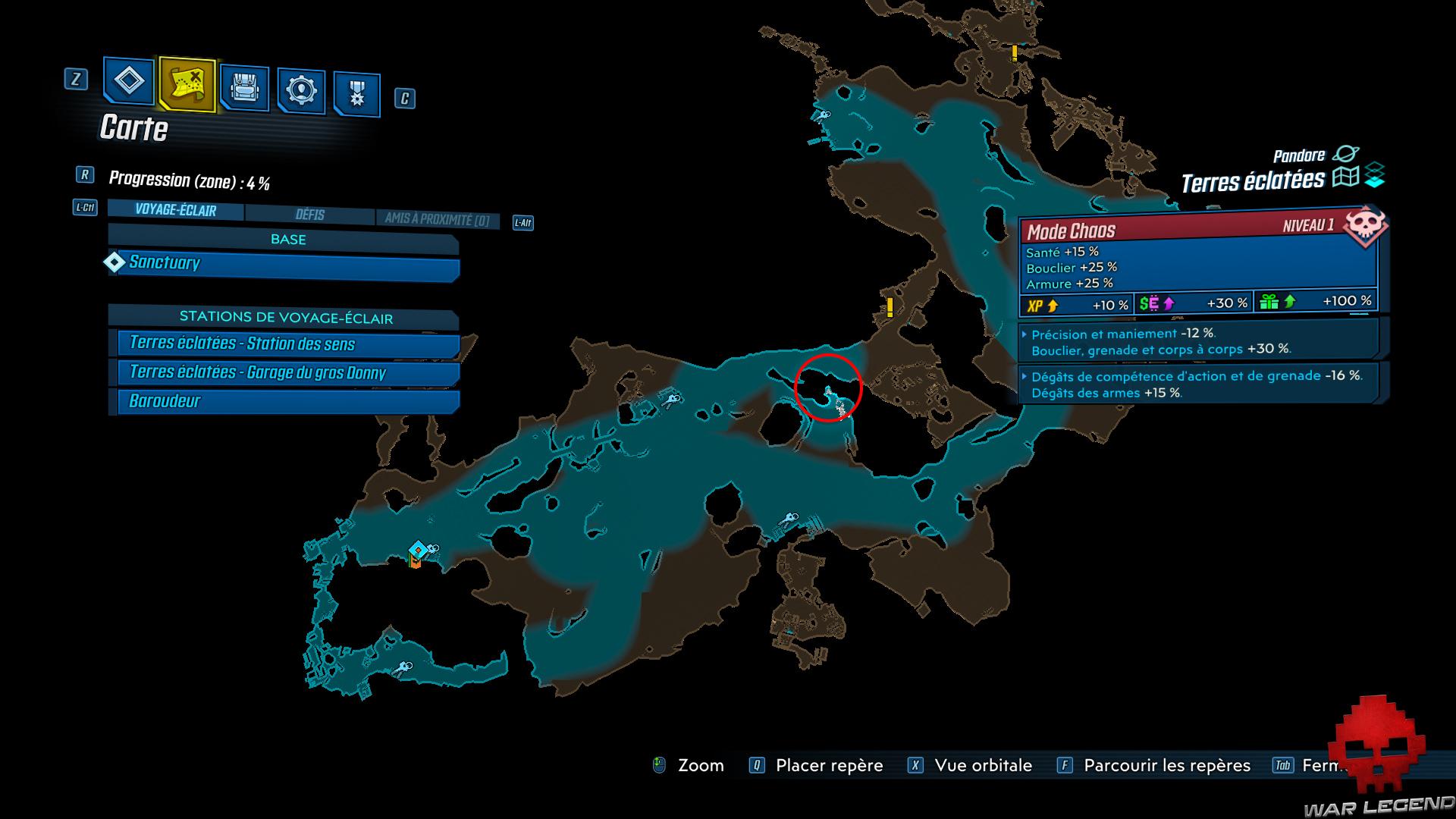 guide borderlands 3 proving grounds