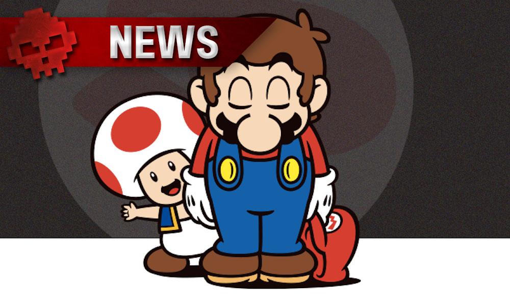 Nintendo Switch - Sa présentation a fait switcher l'action de Nintendo mario triste