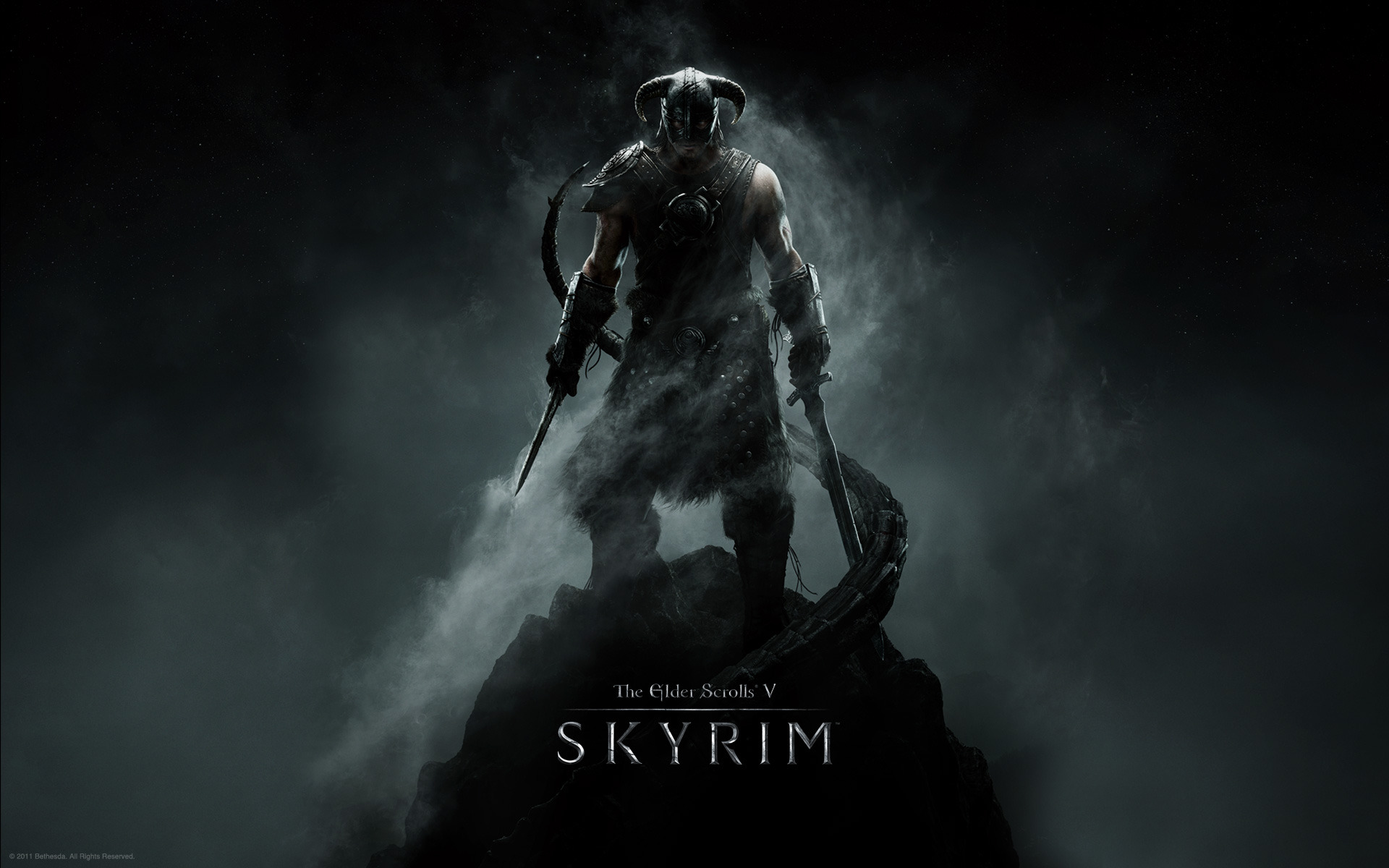 The elder scrolls skyrim dovahkiin