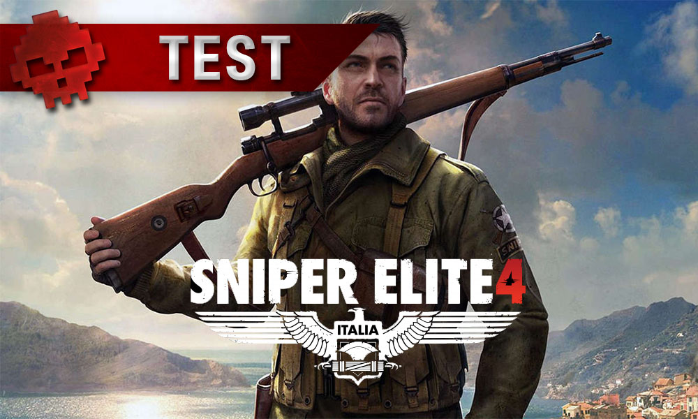 Sniper Elite 4 test Karl Furbaine