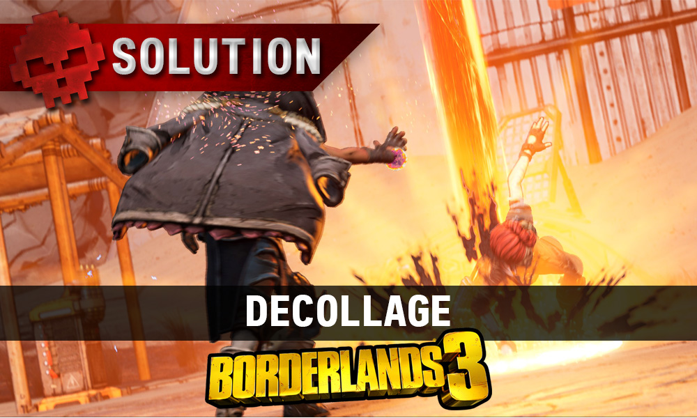 vignette soluce borderlands 3 Decollage