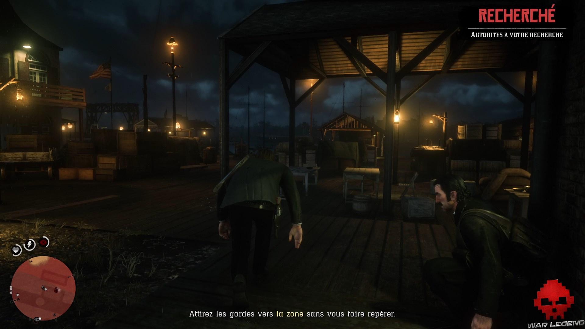 soluce red dead redemption 2 la banque cet ancien art américain arthur avance à couvert dans la nuit