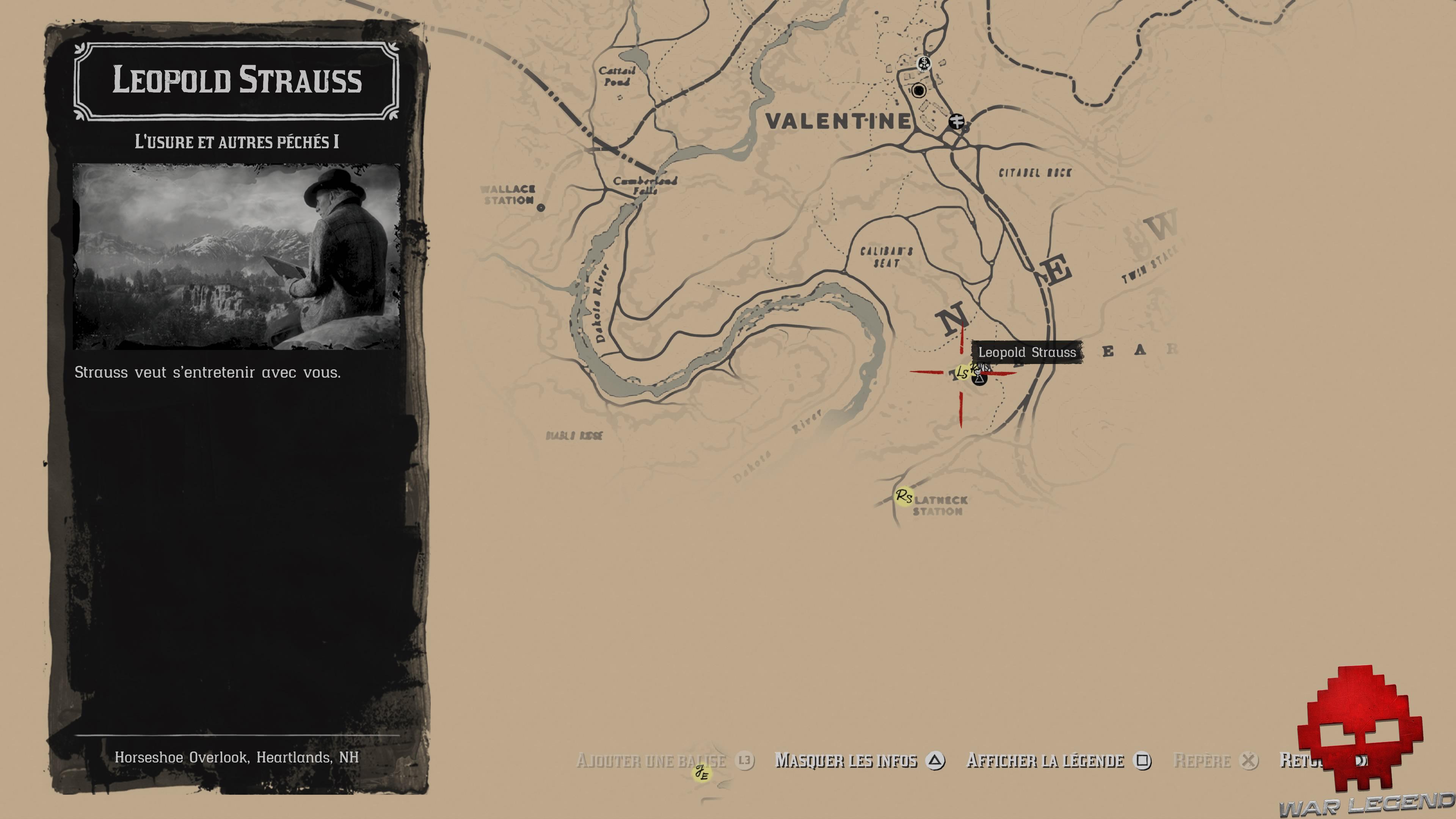 Carte Au Tresor Nom Anglais.Soluce Red Dead Redemption 2 L Usure Et Autres Peches