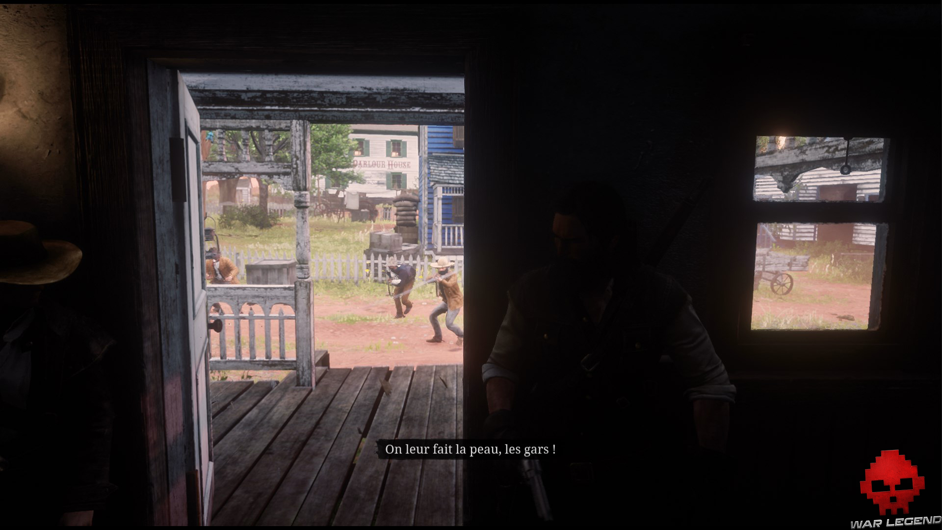 soluce red dead redemption 2 un petit service pour une vieille connaissance attaque du bureau du shérif