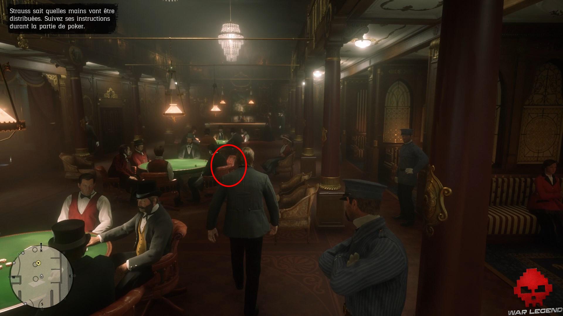 soluce red dead redemption 2 une longue nuit de déabuche salle de poker