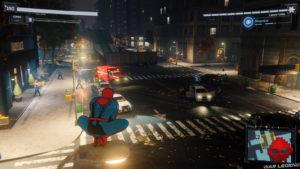 Solution spider-man en scylla - rikers contre police