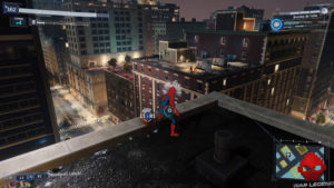 Vignette solution Spider-Man ... en scylla - spider-man sur les toits