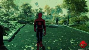 solution Spider-Man rues empoisonnées - octavius