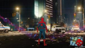 solution Spider-Man suivre la piste - piste à suivre