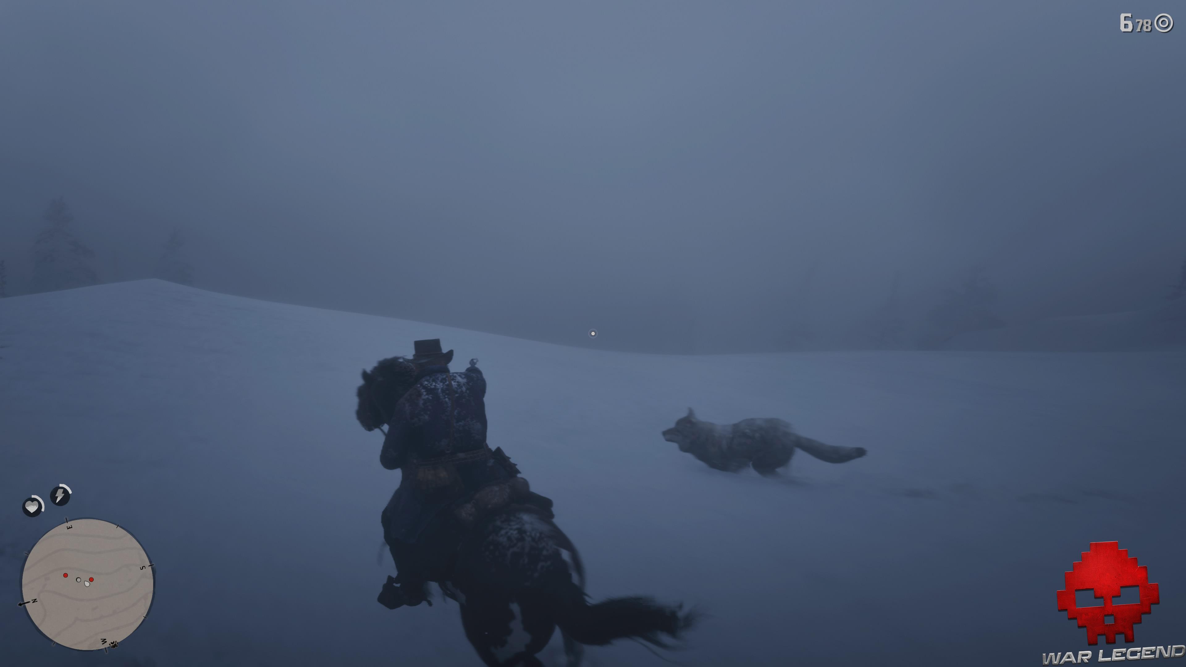 soluce red dead redemption 2 l'émergence d'un souvenir loup