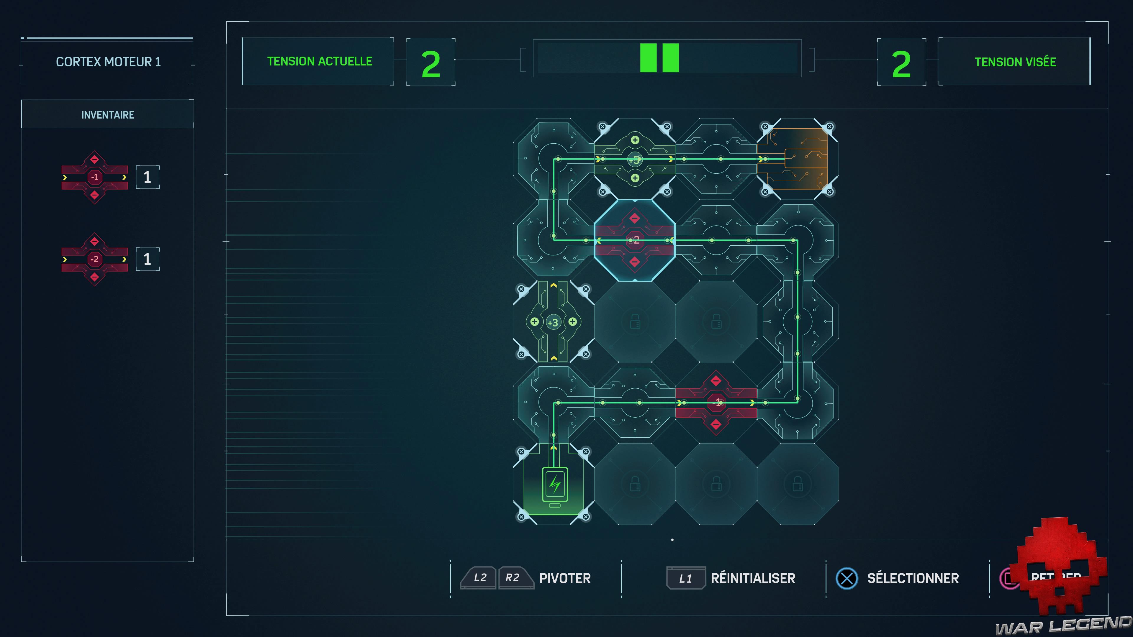 solution spider-man révolution - circuit électronique numéro 1
