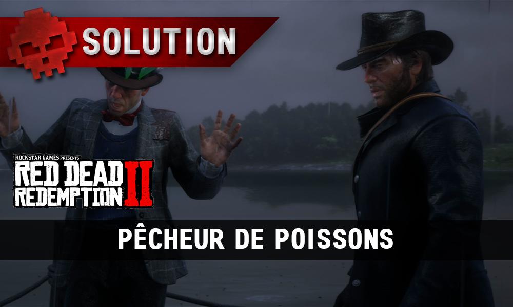 vignette Solution Red Dead Redemption 2 Pêcheur de Poissons