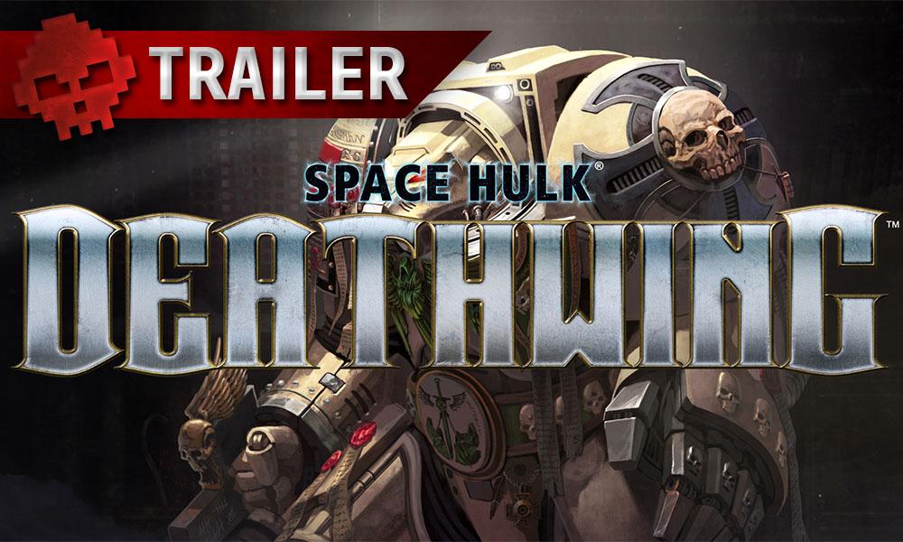 Space Hulk: Deathwing - La purification se prépare en vidéo
